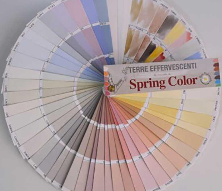 Pigmenti e Terre Effervescenti